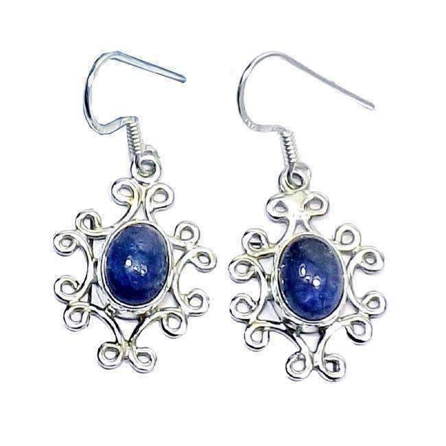 Anika Tanzanite Earrings, Tanzanite
