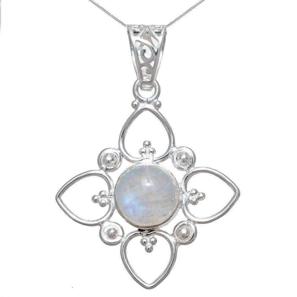 Osha Moonstone Necklace