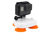 Floating Suction cup mount for GoPro HERO 5 6 7