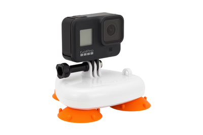Floating Suction cup mount for GoPro MAX 360 and HERO 8