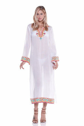 Angie Long Tunic Dress