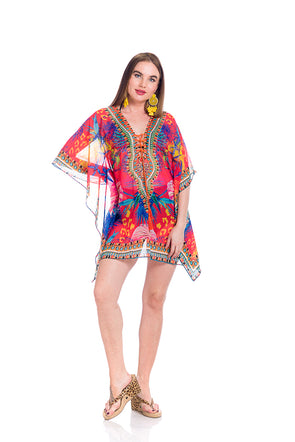 Multicolor kaftan 2020 - Best Seller - New