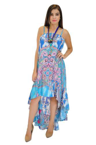 472 - High Low dress