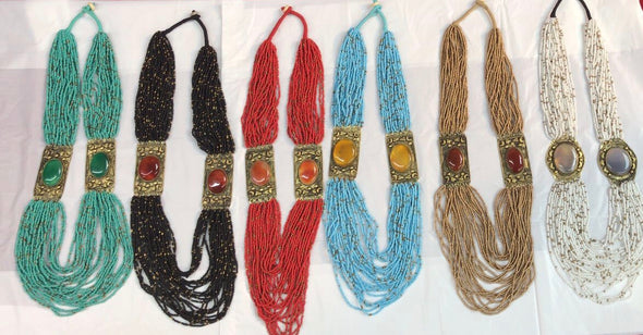 Ranee's necklace/ pick your color!