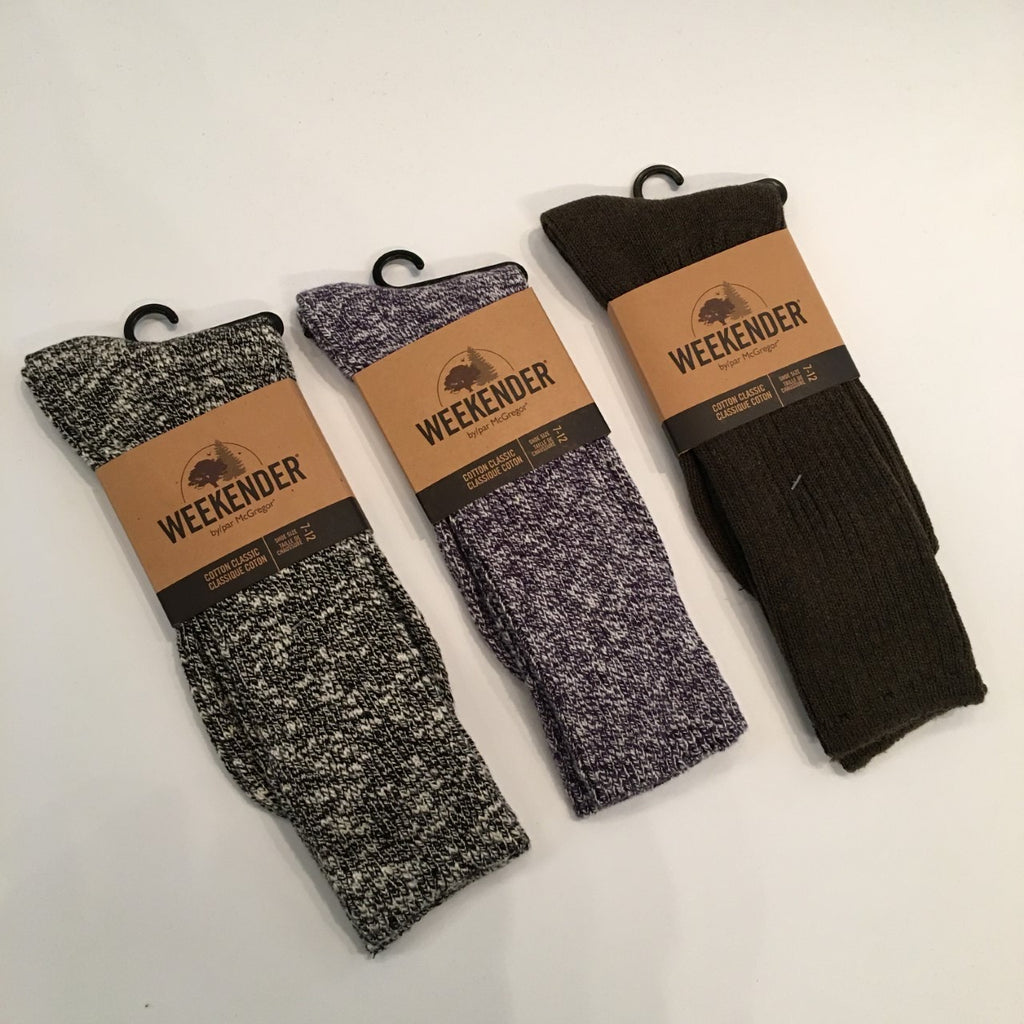 McGregor socks, McGregor Weekender, Mens McGregor socks, Mens weekender socks, mens winter socks, mens warm socks, mcgregor weekender cotton socks, McGregor socks bloor west village, McGregor socks Toronto, McGregor Canadian socks