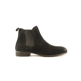 Shoe The Bear - Chelsea (Black) Mens Black Suede Chelsea Boot