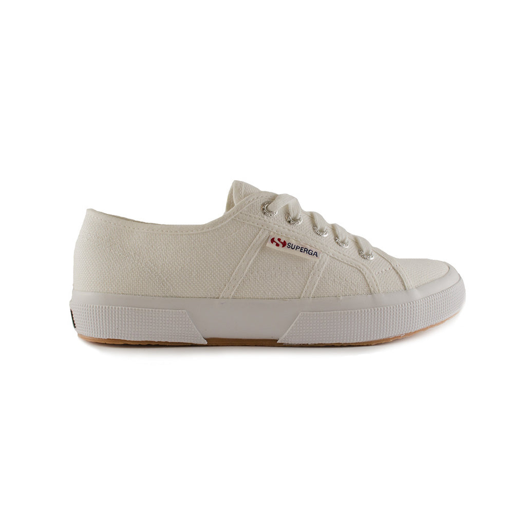 Superga - Cotu (White) unisex running shoe sneaker
