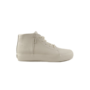 Unnown - Sonia (Off White) white leather high top sneaker