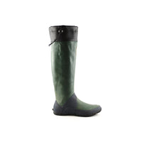 WBSJ - Rain Boot (Green) kneehigh raindboot waterproof gardening