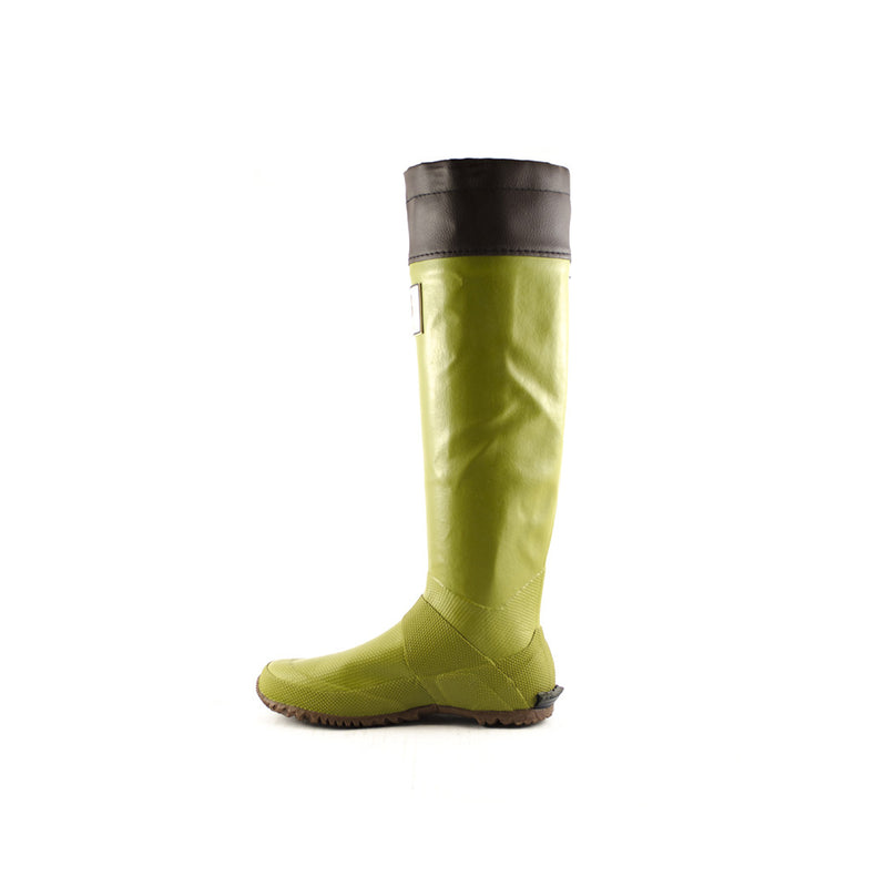 WBSJ - Rainboot (Pistachio) kneehigh rainboot waterproof gardening