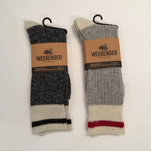 McGregor socks, McGregor Weekender, Mens McGregor socks, Mens weekender socks, mens winter socks, mens warm socks, mcgregor weekender wool socks, McGregor socks bloor west village, McGregor socks Toronto, McGregor Canadian socks
