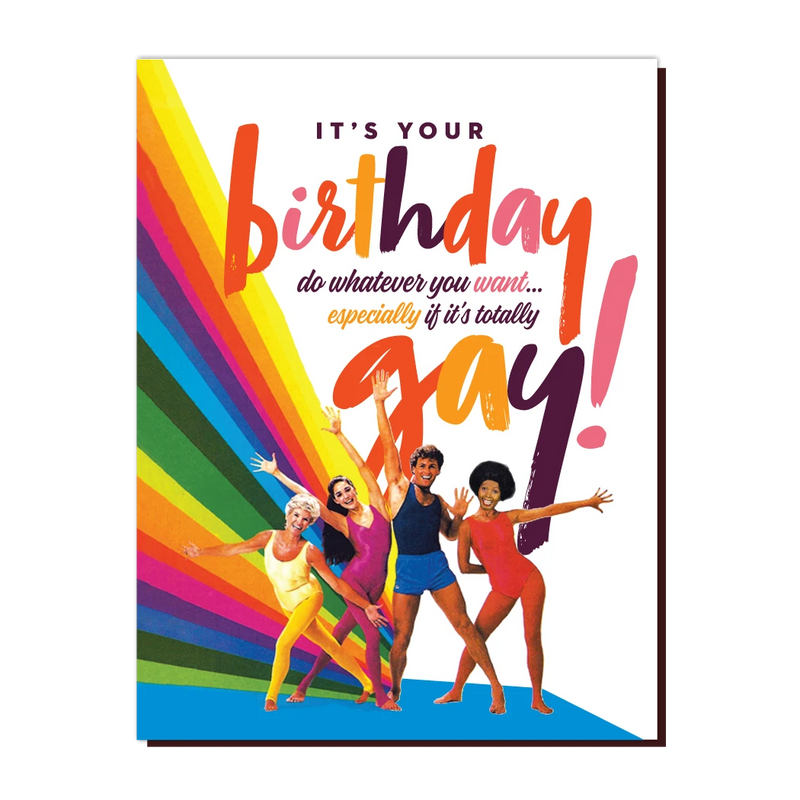 Birthday Cards (Assorted)
