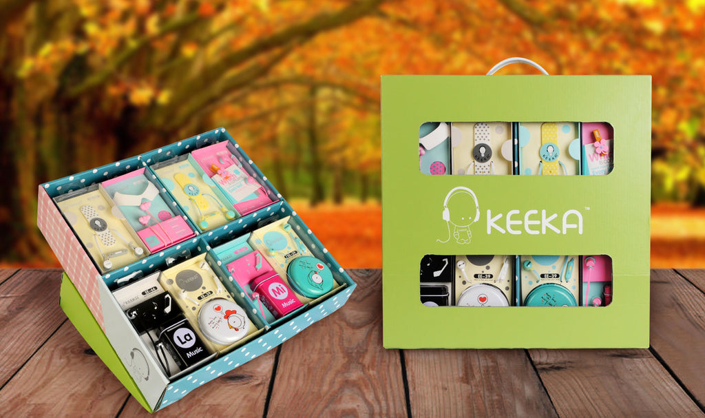 Fall Fundraising With Keeka Headphones
