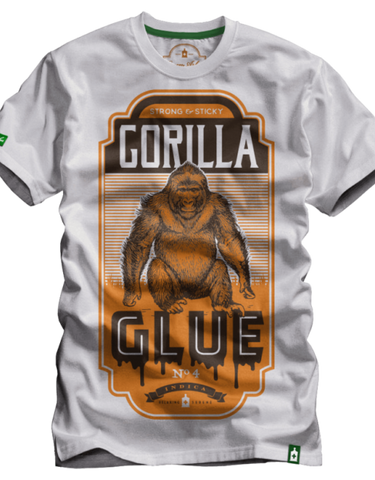 Gorilla Glue Stash Pocket T-shirt cannabis