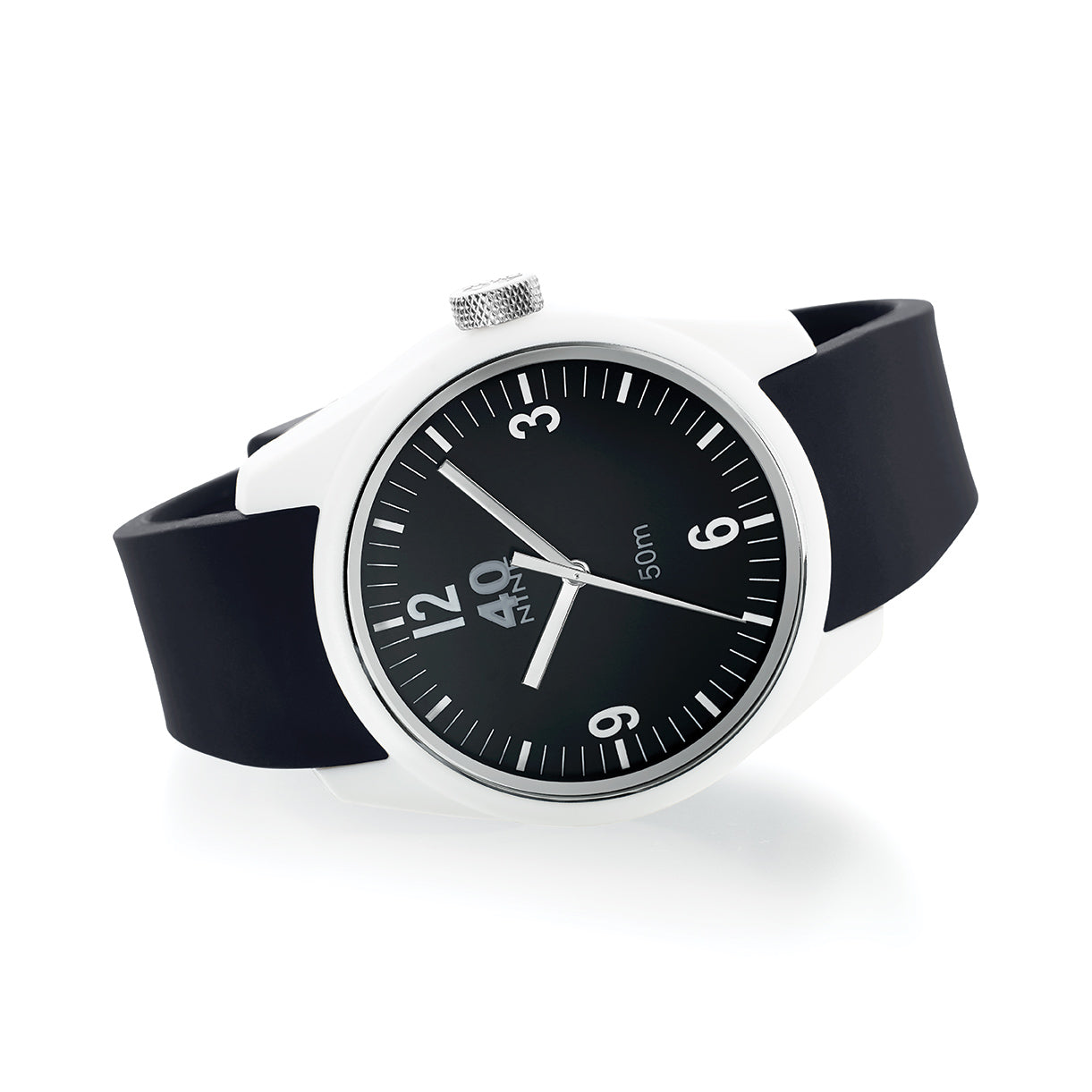 watches products linjer black for angle gunmetal mens men the watch minimalist simplistic
