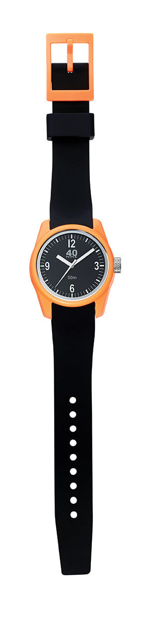 40N2.6L 40Nine BASIC 35mm Watch