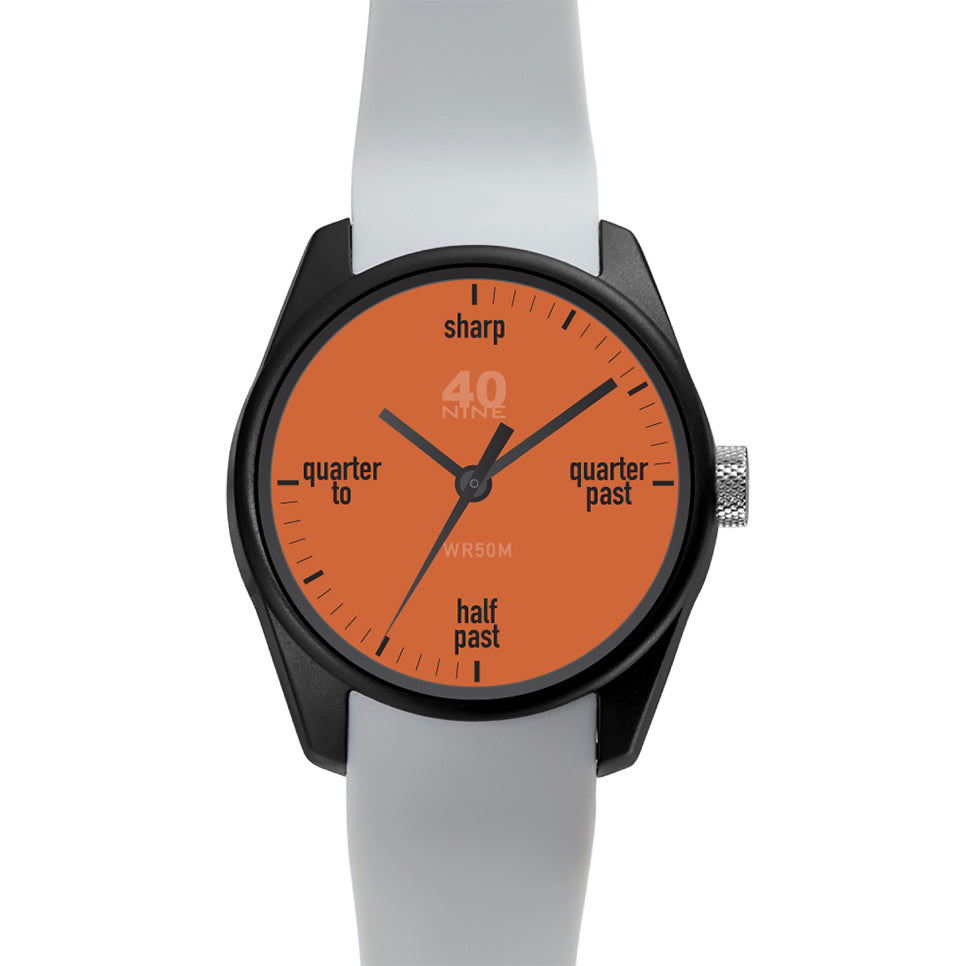 "40N3.4 40Nine 43mm ""Sharp"" Watch"