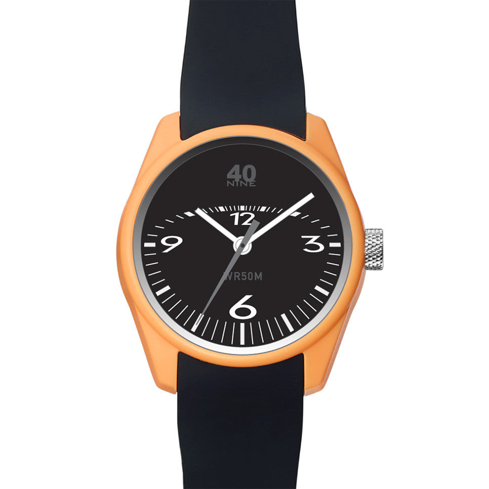 "40N3.5 40Nine 43mm ""Cyber"" Watch"