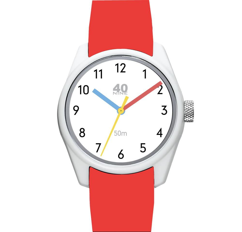 40N3.9R 40NINE PRIMARY 43MM WATCH