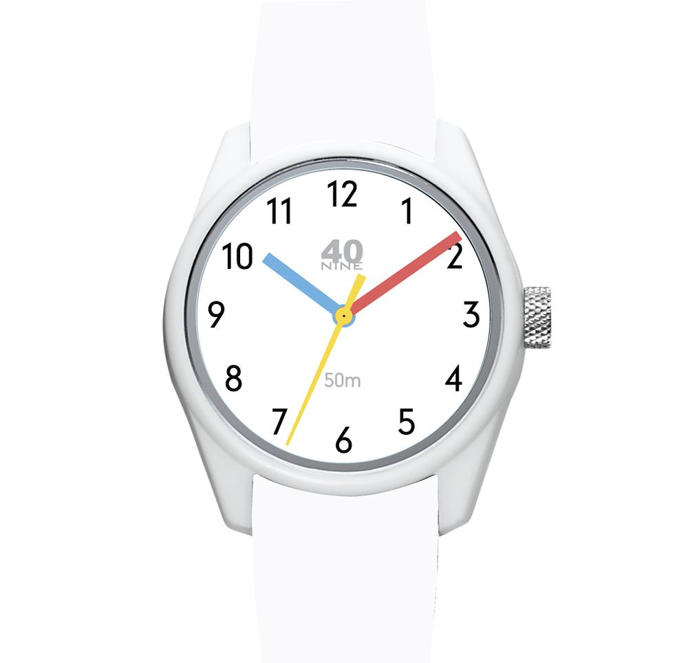 40N3.9W 40NINE PRIMARY 43MM WATCH