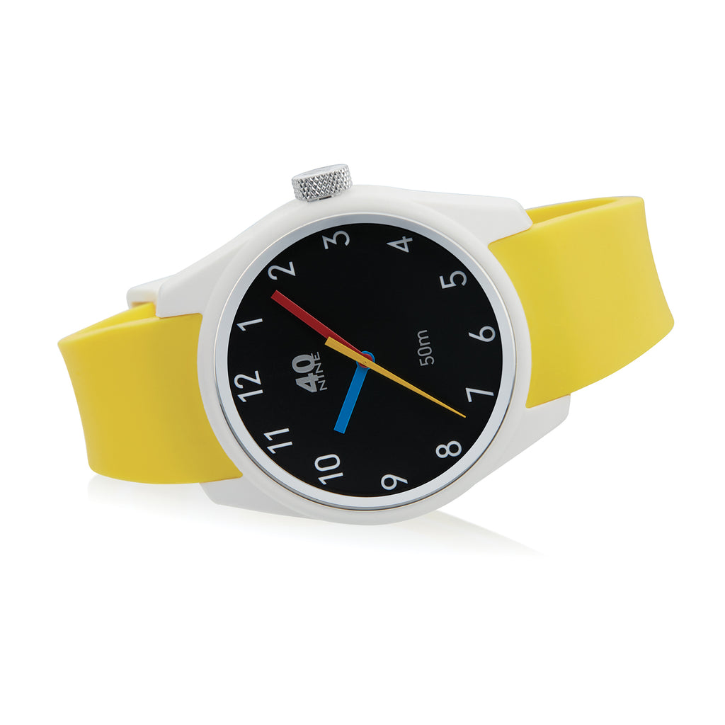 40N4.9Y 40NINE PRIMARY 43MM WATCH