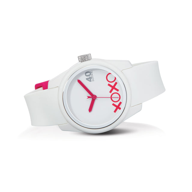40N5.3LW 40Nine Ladies 35mm XOXO Watch