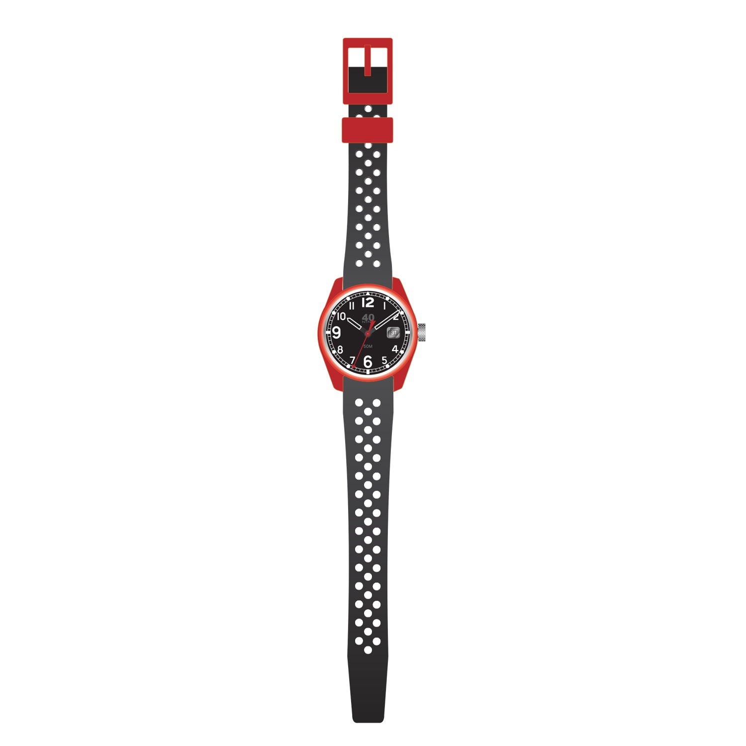 40N7.0 Ladies 35MM NIGHTVISION Watch for Pre-Order