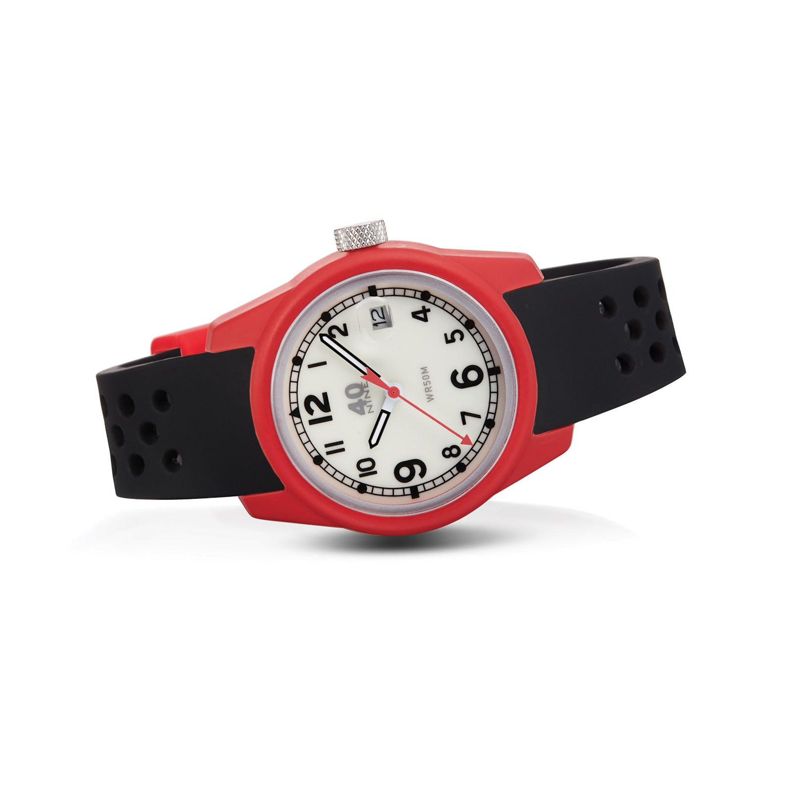 40N7.1LBK Ladies 35MM SPARTAN Watch
