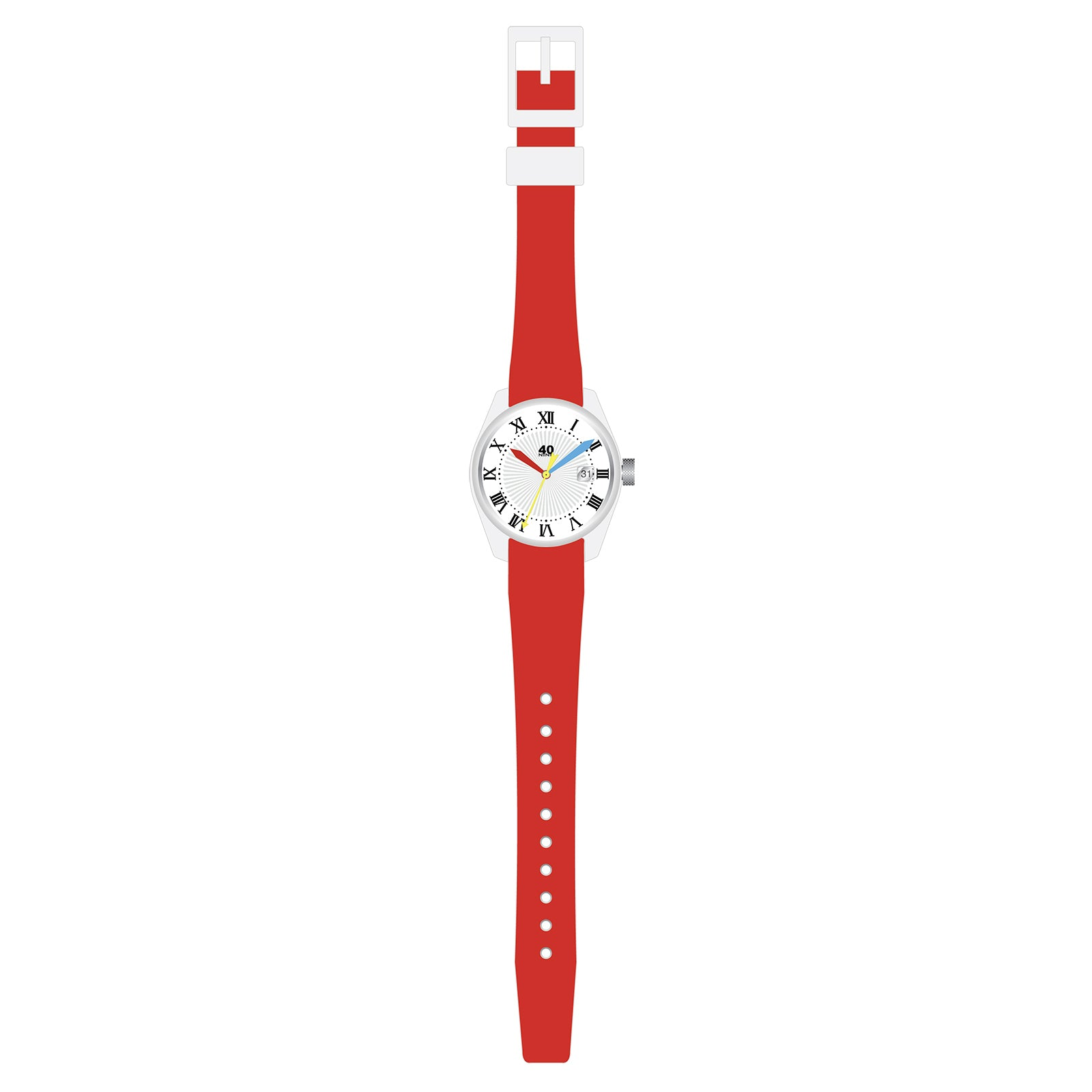 40N9.1LR 40Nine Ladies 35mm La Romana Watch