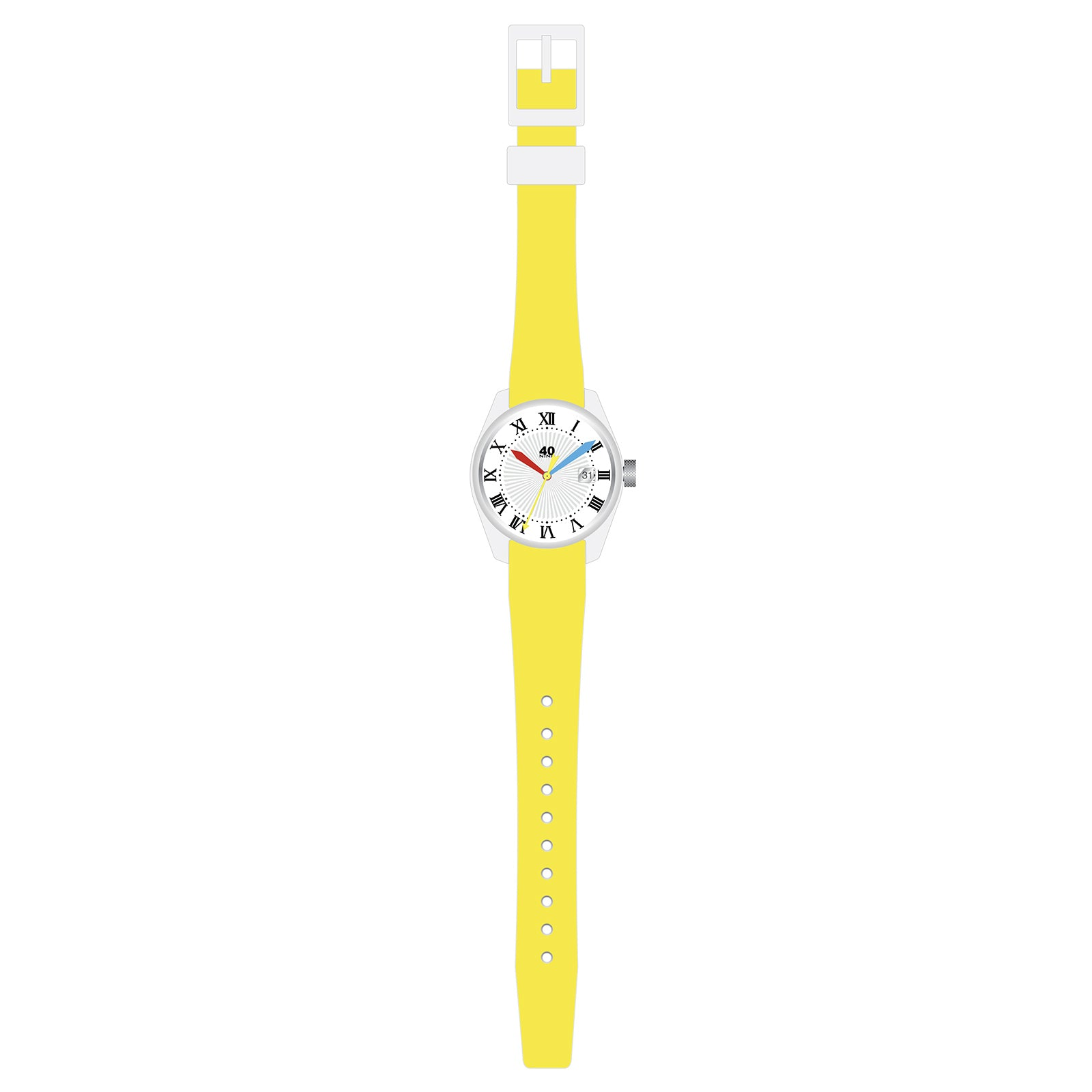 40N9.1LY 40Nine Ladies 35mm La Romana Watch