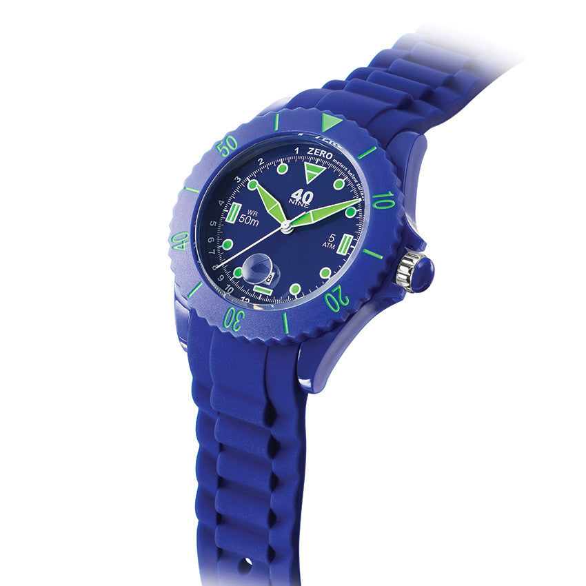 40Nine Large 45mm Navy Watch