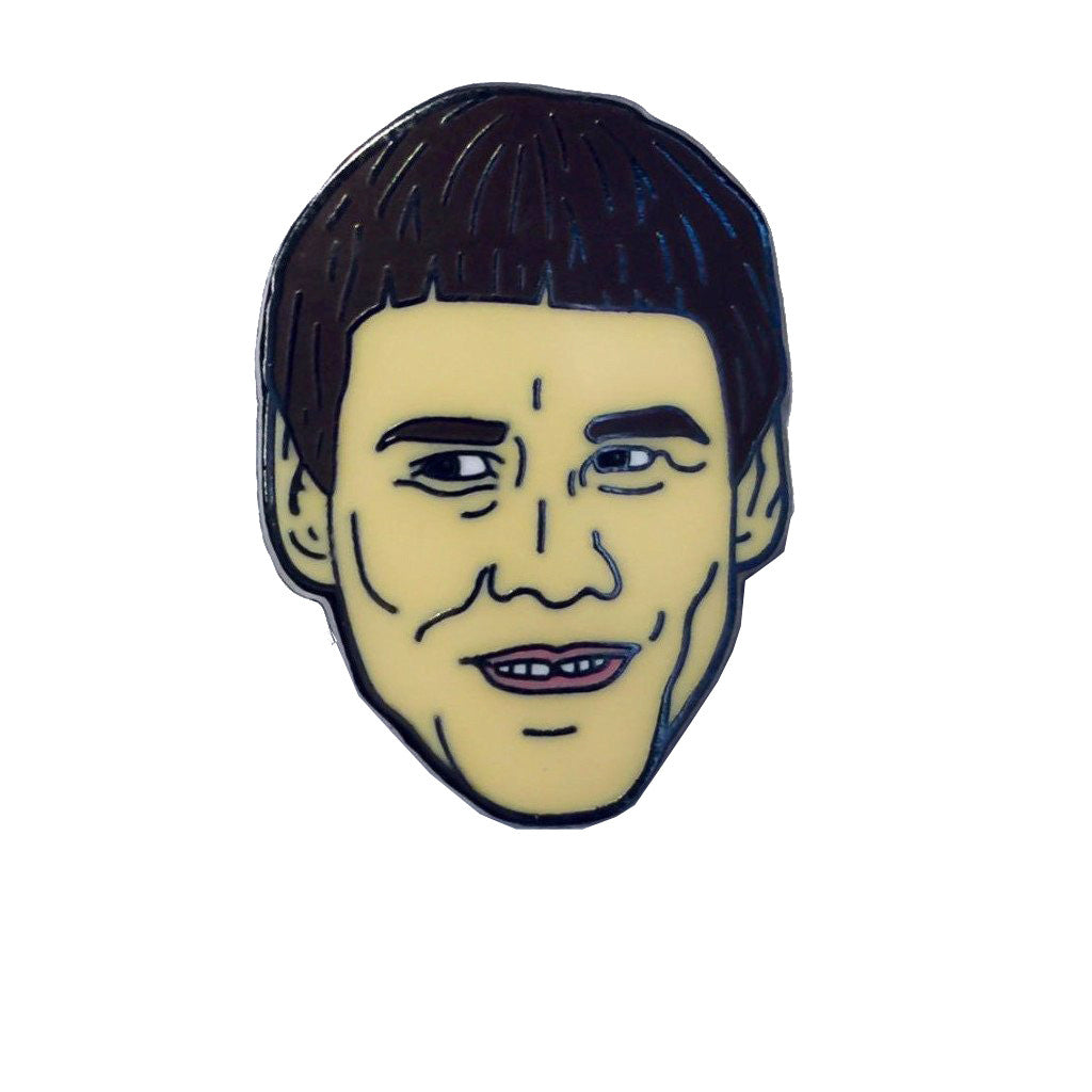 Lloyd Christmas Dumb and Dumber Lapel Pin