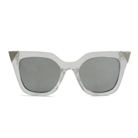 Clear Accents Sunglasses
