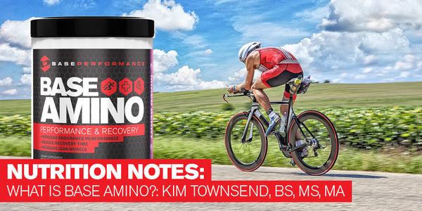 Nutrition Notes: What is BASE Amino?