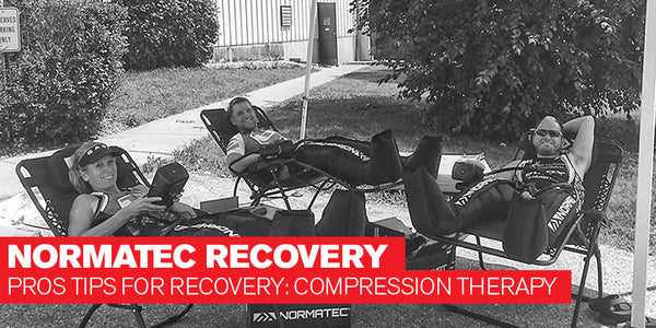 Pros Tips for the Right Recovery: Compression Therapy