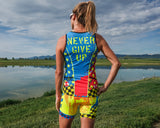 LESLEY SMITH - TRIATHLON SHORTS