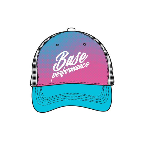 2018 BASE Collector Trucker PINK & BLUE