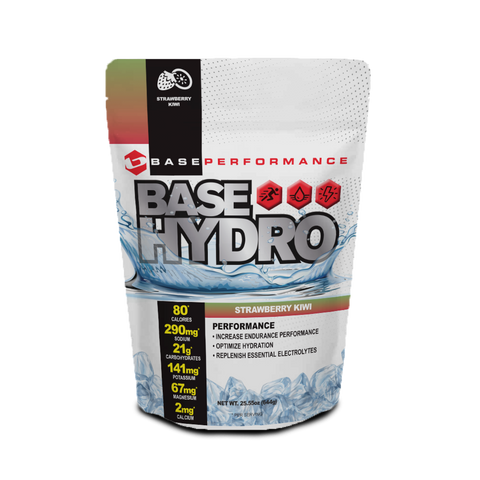 BASE Hydro - Comes in 5 Different Flavors