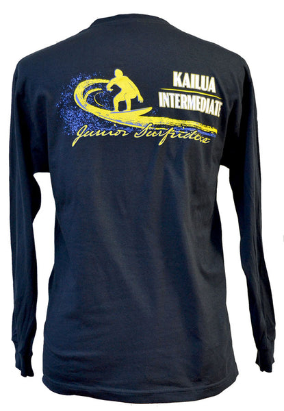 Kailua Inter Wave Rider T-Shirt L/S