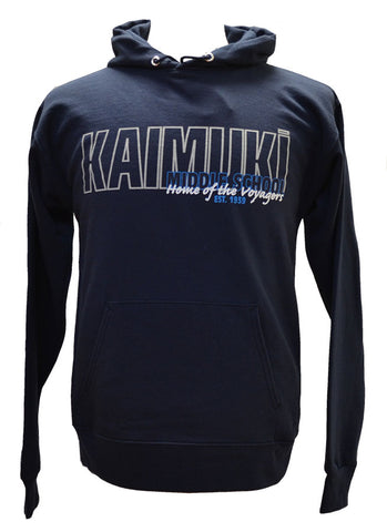 Kaimuki Middle Voyager Pullover Hoodie