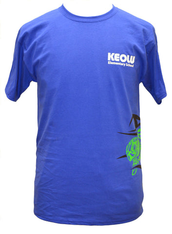 Keolu Honu Wave T-shirt