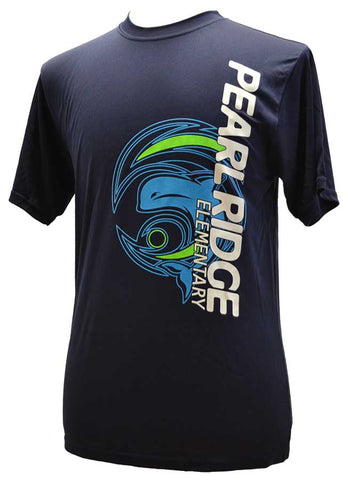 Pearl Ridge Vertical Logo Dri-Fit