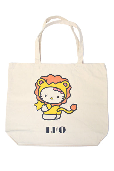 Hello Kitty Astrology Sign Totes