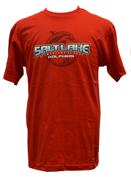 Salt Lake Curl T-shirt