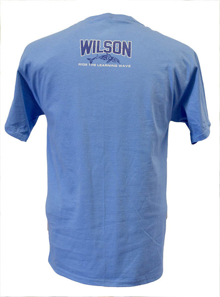 Wilson Tribal Dolphin T-shirt
