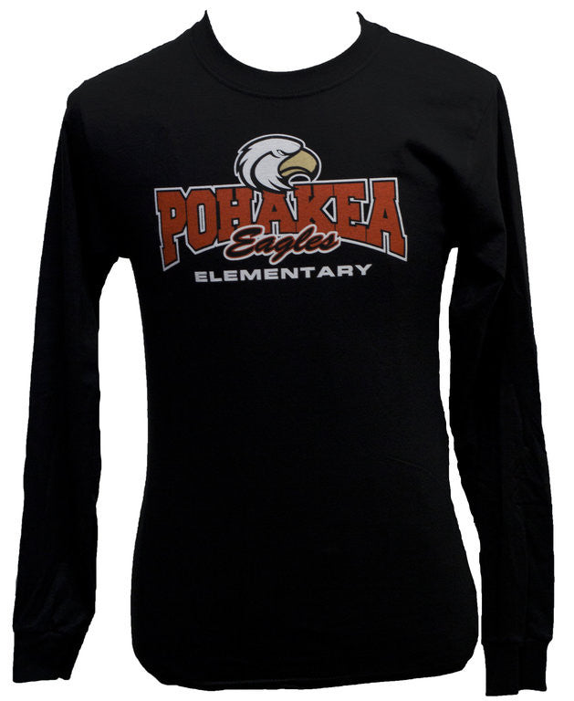 Pohakea Eagles T-Shirt L/S