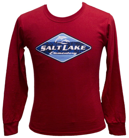 Salt Lake Diamond T-Shirt L/S