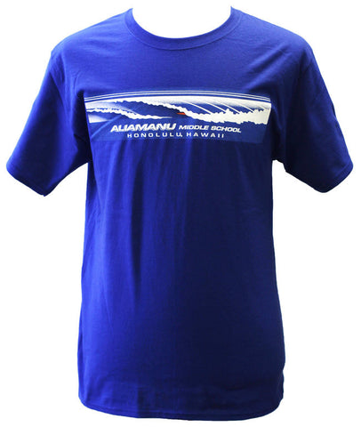 Aliamanu Middle Wave T-Shirt