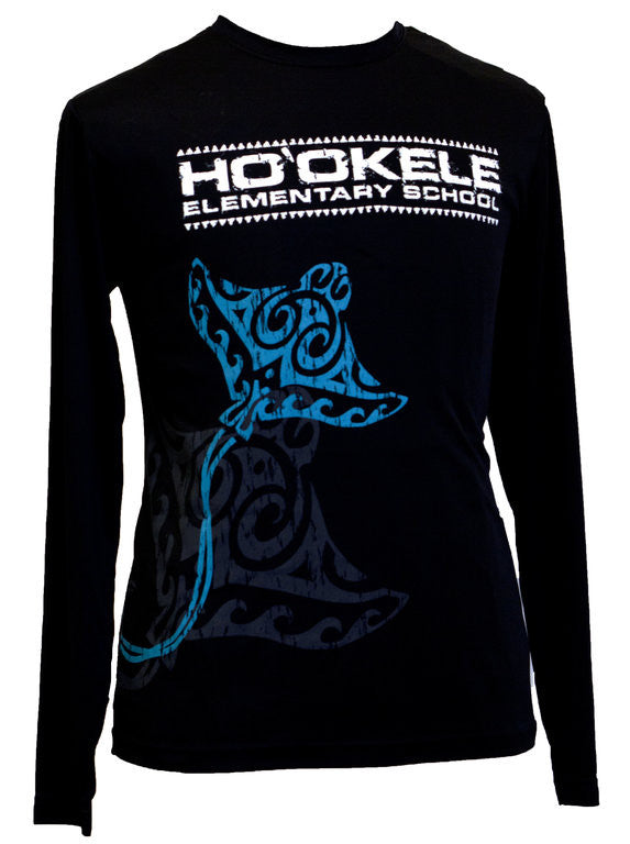 Ho`okele Tribal Dri-Fit L/S