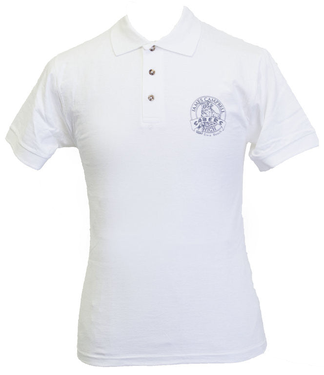Campbell Logo Polo